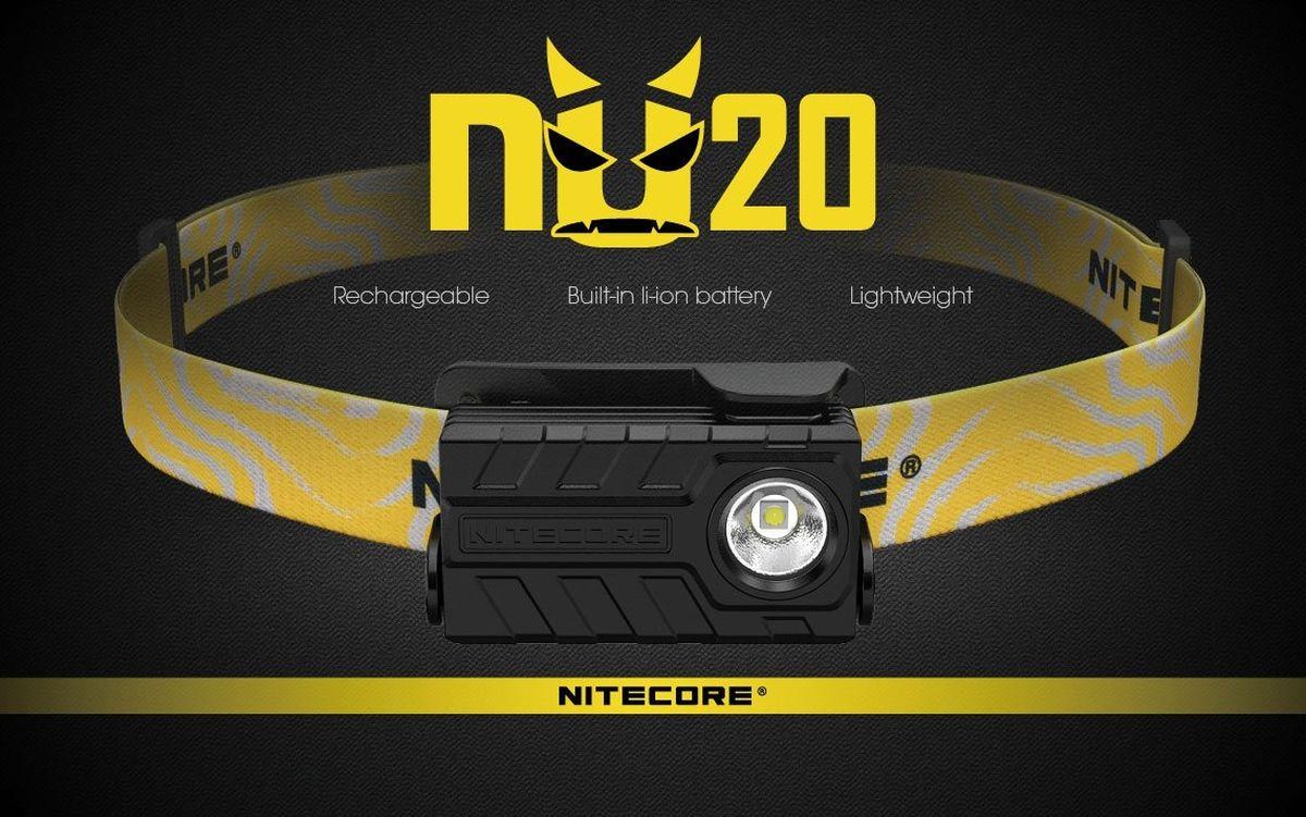 Фонари Nitecore TM28 KIT