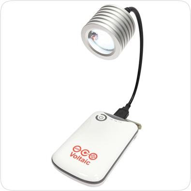 Фонари Voltaic USB-Touchlight
