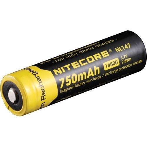 Аккумулятор Nitecore 14500 750mAh Li-Ion