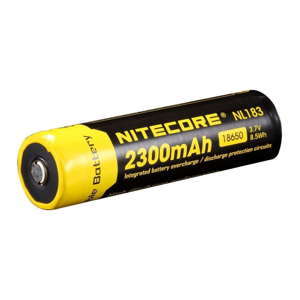 Nitecore 18650 Li-ion battery (NL183)