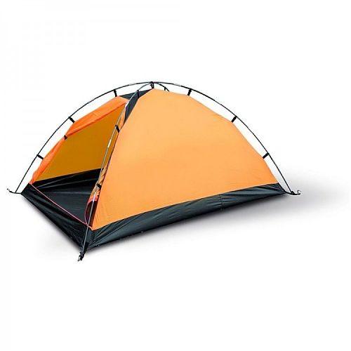 Небольшая туристическая палатка для использования с весны по осень