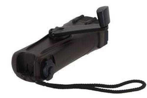 Фонарь светодиодный самозарядный «Криптон ультра»  Заряжается вращением ручки или через USB (шнур в комплекте)