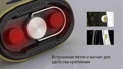Кемпинговый фонарь Fenix CL20  Всесезонный кемпинговый фонарь. Дополнительный красный свет.