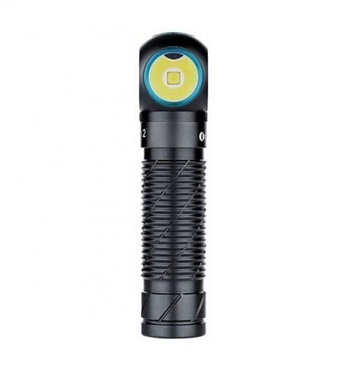 Высококачественный налобный фонарь Olight Perun 2 купить с доставкой по России в магазине Fonariki.ru  Магнитная usb зарядка. Сверхпрочный и водонепроницаемый корпус.