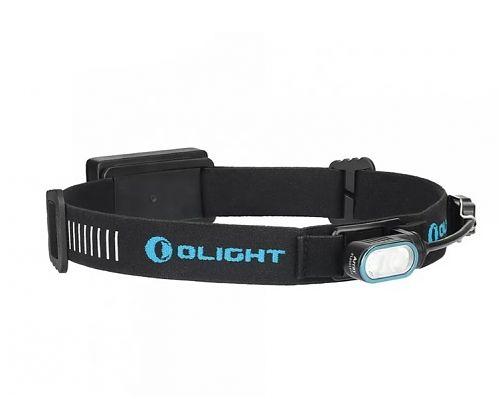 Компактный светодиодный налобный фонарь Olight Array купить на ФОНАРИКИ.РУ с гарантией от производителя  Два светодиода Cree XP-G3 ближнего и дальнего действия.
