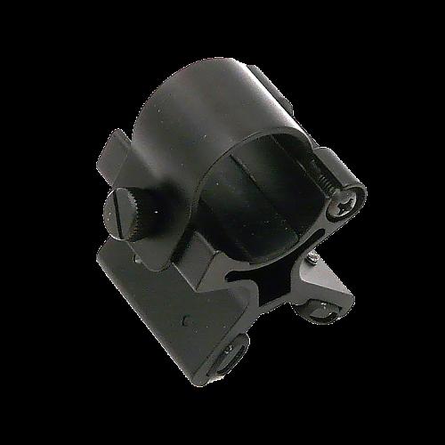 Магнитное крепление на оружие  JIALITTE J282   Для фонарей 25 мм.