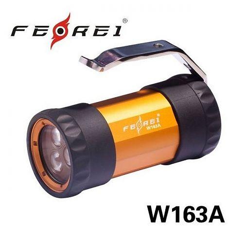 Подводный фонарь Ferei W163B  Подводный фонарь 2600 лм. Теплый свет диода.