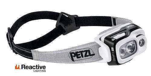 Аккумуляторный налобный фонарь PETZL SWIFT RL (E095BA)   Режим умного освещения REACTIVE LIGHTING. Подстраивается под ваши потребности.