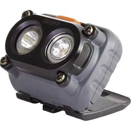 Прочный налобный фонарь со встроенными магнитными креплениями