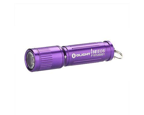 Легкий и компактный брелочный светодиодный фонарик