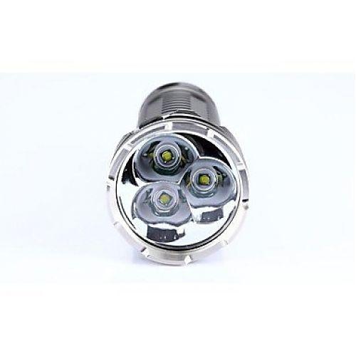 Сверхмощный перезаряжаемый фонарь 2000 лм