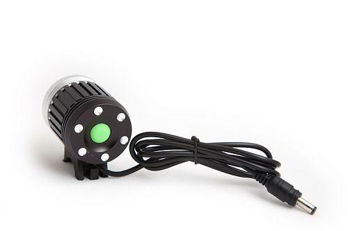 Велофара 3600 лм. 3 режима яркости Мощность заявлена производителем.