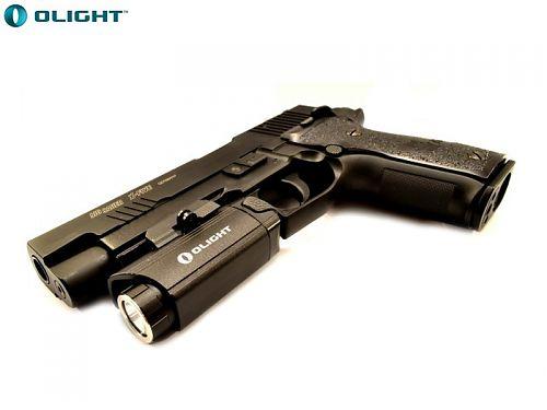 Тактический фонарь для пистолета