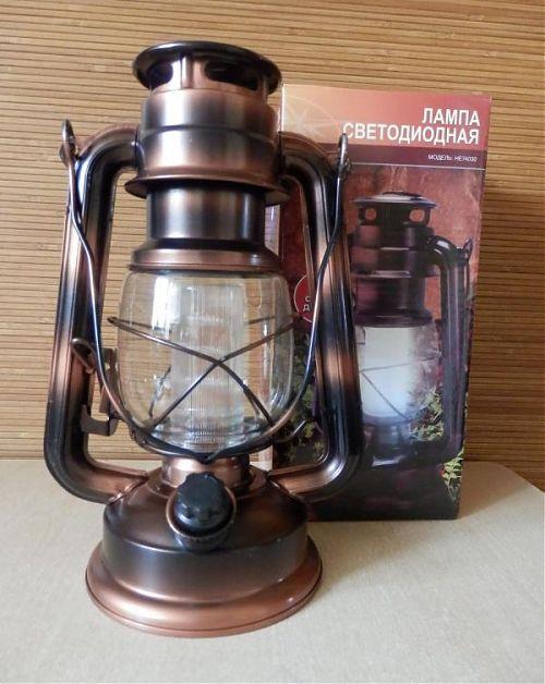 Винтажная лампа керосиновая Летучая мышь светодиодная купить   Точная копия керосиновой лампы. Плавная регулировка. до 80 часов на макс. яркости