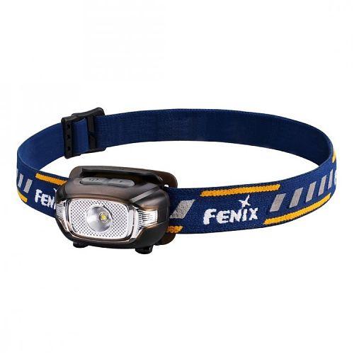Fenix HL15 Cree XP-G2 R5 Neutral White  Легкий. Дополнительный красный светодиод. Управление двумя кнопками