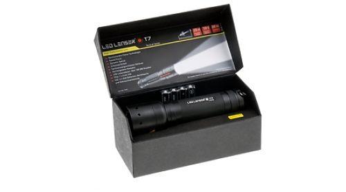 Универсальный тактический фонарь Led Lenser T7, 200 лм