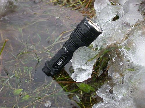 Тактический фонарь EagleTac G25C2 Mark II CREE XP-L HI V3  Тактический фонарь нового поколения с удобным управлением