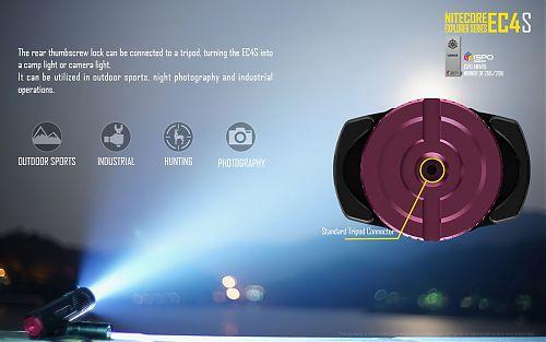 Дальнобойный фонарь на новом светодиоде
