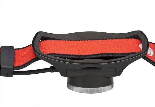 Led Lenser H7R.2  фокусировка, красный свет сзади (для обозначения со спины)