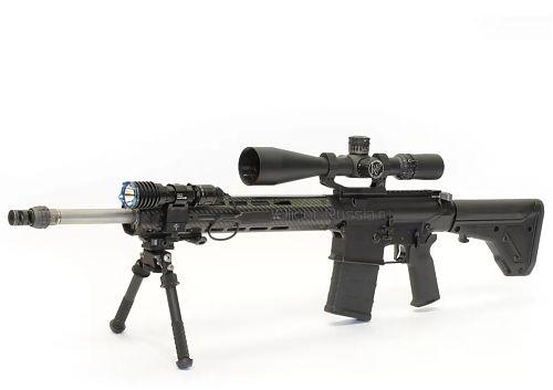 Подствольный тактический фонарь Olight Warrior X Pro Gunmetal Grey  Светодиод Cree XH-P 35 HI. Мощность 2250 лм. Магнитный USB кабель.