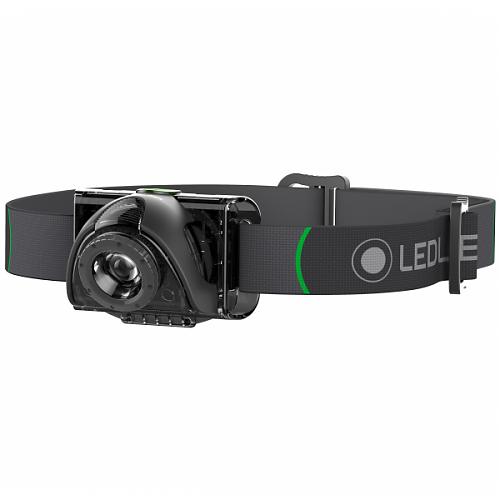 Налобный фонарь Led Lenser MH2  100 лм, быстрая фокусировка.