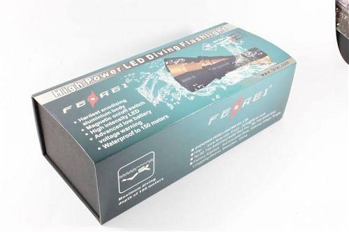 Подводный фонарь Ferei W151 комплект  Подводный фонарь 800 лм. Холодный свет диода