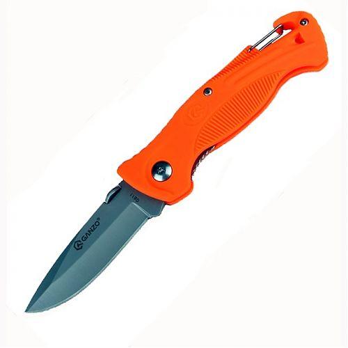 Туристический нож со свистком в рукояти
