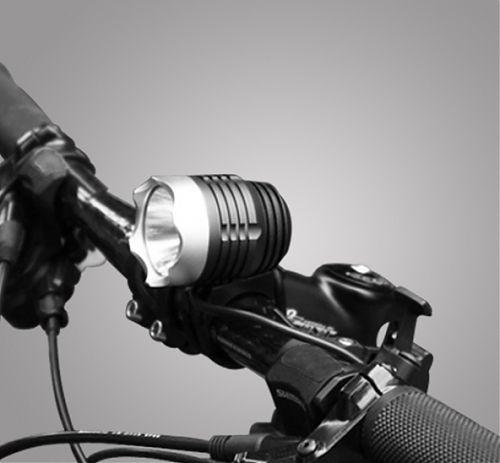 Мощная велофара со светодиодом на 1000 люмен