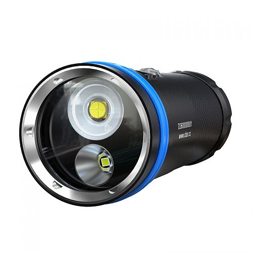 Подводный фонарь  XTAR H3 Warboy XM-L2 T6  5800 лм. Узкий холодный + широкий нейтральный луч.