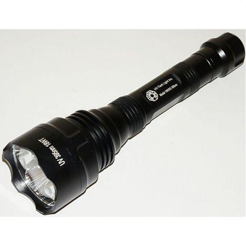 Ультрафиолетовый фонарь UV-Tech Light incl. Модель 18WX5 395 nm