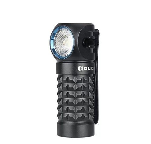 Высококачественный налобный перезаряжаемый фонарь Olight Perun mini купить на ФОНАРИКИ.РУ с гарантией от производителя  Rомплектный аккумулятор 16340 650 мАч. Магнитная usb зарядка.