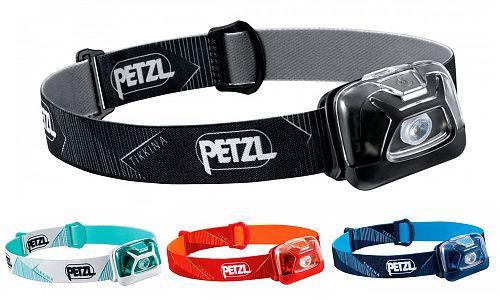 Налобные светодиодные фонари Petzl [Петцль], Налобный светодиодный фонарь PETZL TIKKINA  3 режима яркости.Ближний свет, свет для движения и дальний свет