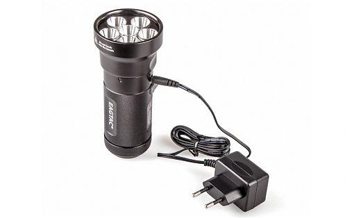 Поисковый фонарь EagleTac MX30L3-CR Nichia 219B, холодный свет  Высокий индекс цветопередачи.Цветовая температура 5700 К.