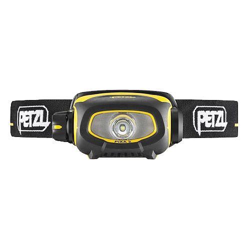 Светодиодный фонарь налобный Petzl PIXA 2 (E78BHB 2) ATEX: Zone 2/22  со смешанным световым лучом