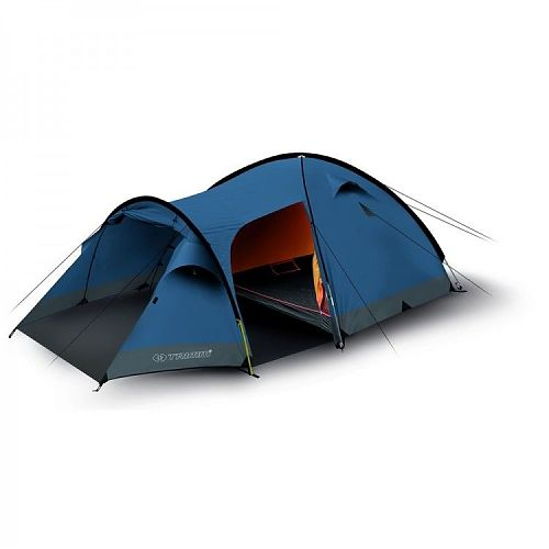 Вместительная туристическая палатка, прекрасный выбор во все сезоны, кроме зимы