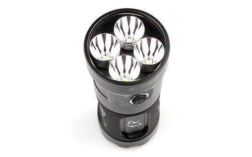 Сверхъяркий компактный фонарь с очень широким светом