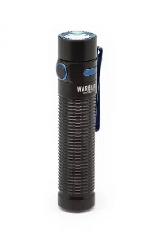 Тактический светодиодный фонарь Olight Warrior Mini купить на ФОНАРИКИ.РУ с гарантией от производителя  Мощный светодиод Luminus SST-40 Cool white с повышенной цветопередачей CRI 70.