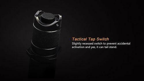Компактный подствольный фонарь 450 лм
