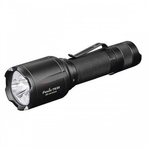 Фонарь Fenix TK25IR  Тактический фонарь. Дополнительный инфракрасный свет 850 нм