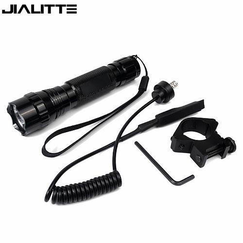Фонарь Jialitte F113 Cree XML L2  2000 лм. Выносная кнопка и крепление в комплекте