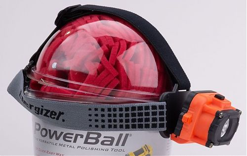 Взрывобезопасный налобный фонарь Energizer ATEX HL с возможностью крепления на каску.     Маркировка Ex ia op is I/IIC T4 Ma/Ga