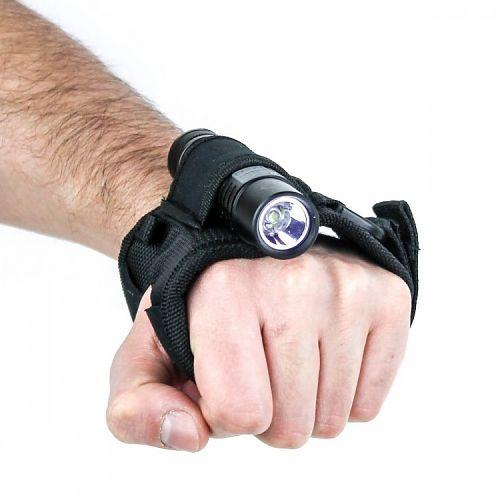 Крепления на руку для фонарей диаметром 24-28мм и 30-40мм  Для фонарей диаметром 24-28мм и 30-40мм