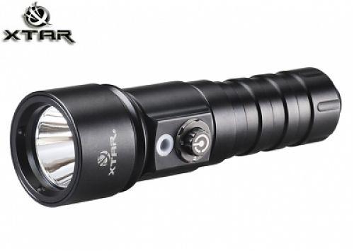 Подводный фонарь  с теплым светом XTAR D26-L2 NW Whale XM-L2 T6(комплект)  Лимитированная версия.Теплый свет.