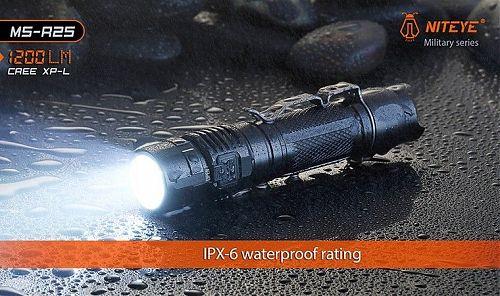 Мощный фонарь со встроенным зарядным устройством