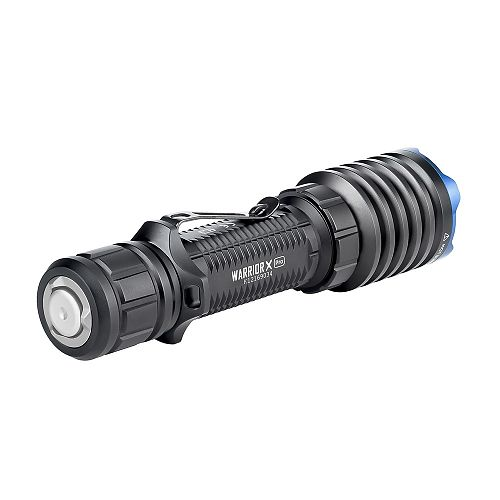 Подствольный тактический фонарь Olight Warrior X Pro  Аккумулятор 21700. Магнитная зарядка. Съемная клипса