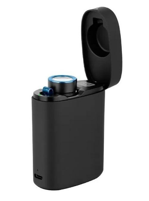 Перезаряжаемый светодиодный фонарь Olight Baton 3 Black Premium Edition  купить с доставкой по России в магазине Fonariki.ru  Портативный беспроводное зарядное устройство-чехол с зарядкой