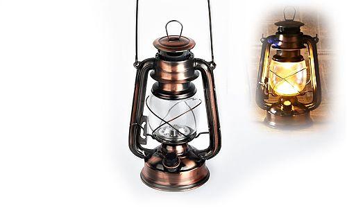 Точная копия керосиновой лампы. Плавная регулировка. На аккумуляторе 18650 с З/У