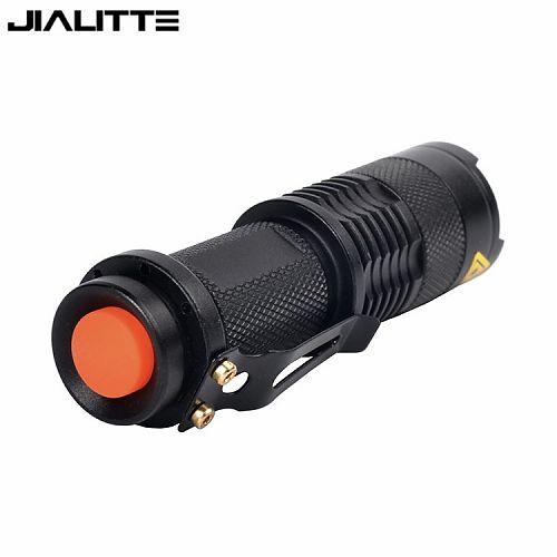 Ультрафиолетовый фонарь с фокусировкой Jialitte F035 365NM UV  Ультрафиолетовый фонарь с фокусировкой. Длина волны 365 нм