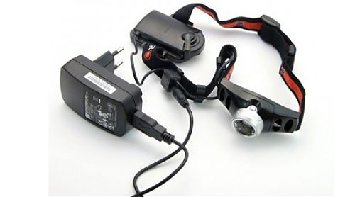 Светодиодный налобный аккумуляторный фонарь  Led Lenser H7R, 200 лм
