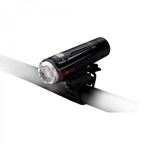 Велофара Fenix BC21R  USB зарядка. Дополнительный красный свет. Не слепит